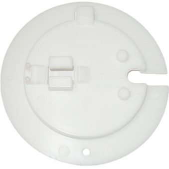 Grand Venture Blow Mold Back Plate Rear View